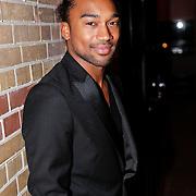 NLD/Amsterdam/20110201 - Presentatie van licht erotisch magazine Le Duc, Nigel Brown