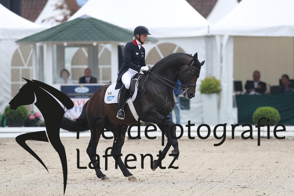 Klimke, Ingrid (GER) Franziskus<br /> Balve - Optimum 2016<br /> © Stefan Lafrentz