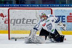 01.01.2018, Ice Rink, Znojmo, CZE, EBEL, HC Orli Znojmo vs Fehervar AV 19, 35. Runde, im Bild MacMillan Carruth (Fehervar AV19) // during the Erste Bank Icehockey League 35th round match between HC Orli Znojmo and Fehervar AV 19 at the Ice Rink in Znojmo, Czech Republic on 2018/01/01. EXPA Pictures © 2018, PhotoCredit: EXPA/ Rostislav Pfeffer