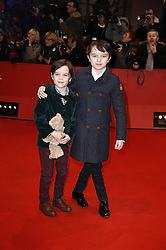 61054305<br /> Zen McGrath (L) and Winta McGrath attending the Aloft premiere at the 64th Berlin International Film Festival / Berlinale 2014, in Berlin, Germany. Wednesday, 12th February 2014. Picture by  imago / i-Images<br /> UK ONLY
