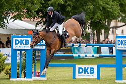 THIEME Andre (GER), Crazy Girl V<br /> Redefin - Pferdefestival 2019<br /> Stechen<br /> Großer Preis der Deutschen Kreditbank AG<br /> BEMER Riders Tour - Wertungsprüfung<br /> Große Tour – Finale: Int. Weltranglisten-Springprüfung (1,60m) mit zwei Umläufen<br /> 26. Mai 201<br /> © www.sportfotos-lafrentz.de/Stefan Lafrentz