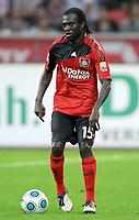 Fotball<br /> Tyskland<br /> Foto: Witters/Digitalsport<br /> NORWAY ONLY<br /> <br /> 20.09.2009<br /> <br /> Hans Sarpei<br /> Fussball Bayer 04 Leverkusen
