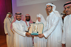 File photo dated December 2016 shows Saudi businessman Hassan Jameel (2nd from right) during an award ceremony in Jeddah, Saudi Arabia. Photo by ALJ-Balkis Press/ABACAPRESS.COM