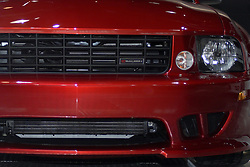 05 March 2015: 2006 Ford Mustang customized by Saleen. First staged in 1901, the Chicago Auto Show is the largest auto show in North America and has been held more times than any other auto exposition on the continent. It has been  presented by the Chicago Automobile Trade Association (CATA) since 1935.  It is held at McCormick Place, Chicago Illinois