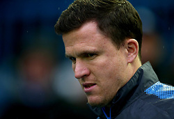 Chesterfield manager Gary Caldwell - Mandatory by-line: Robbie Stephenson/JMP - 08/08/2017 - FOOTBALL - Hillsborough - Sheffield, England - Sheffield Wednesday v Chesterfield - Carabao Cup
