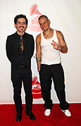 Calle 13 attends the Latin Grammy After Party at the Mandalay Bay Hotel in Las Vegas, Nevada on November 5, 2009.
