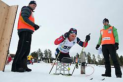 CNOSSEN Daniel, USA, Long Distance Biathlon, 2015 IPC Nordic and Biathlon World Cup Finals, Surnadal, Norway