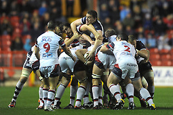 - Photo mandatory by-line: Dougie Allward/JMP - Mobile: 07966 386802 - 07/11/2014 - SPORT - Basketball - Bristol - Ashton Gate - Bristol Rugby v Doncaster Knights - Greene King IPA Championship