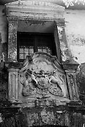Crest above entrance to the Galle Fort.