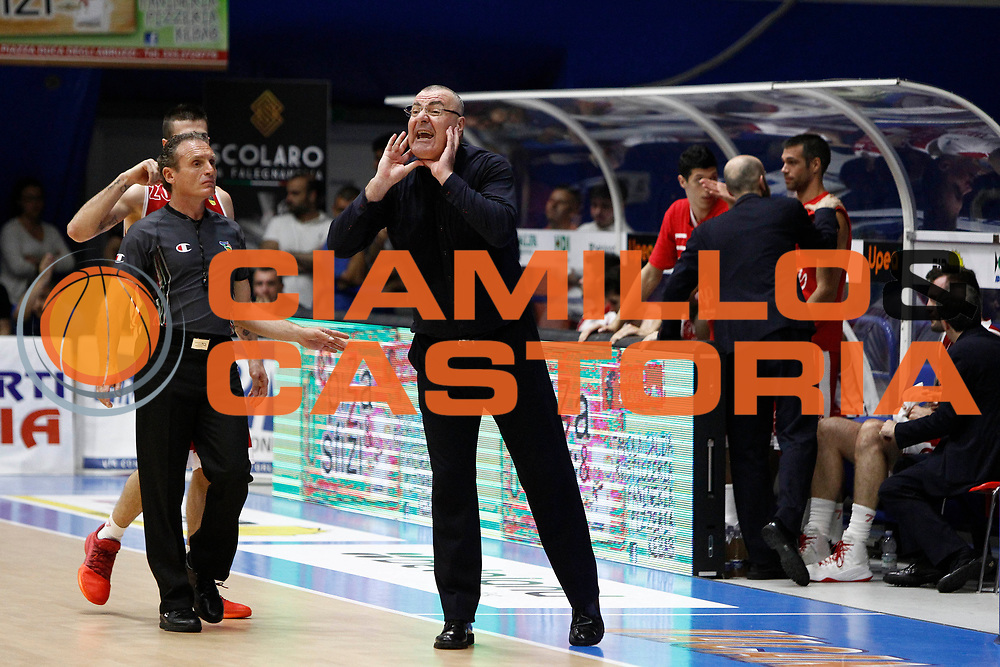 Repesa Jasmin<br /> Betaland Capo D'Orlando - EA7 Emporio Armani Milano<br /> Lega Basket Serie A 2016/2017<br /> Playoff Gara 4<br /> Capo d'Orlando 18/05/2017<br /> Foto Ciamillo-Castoria