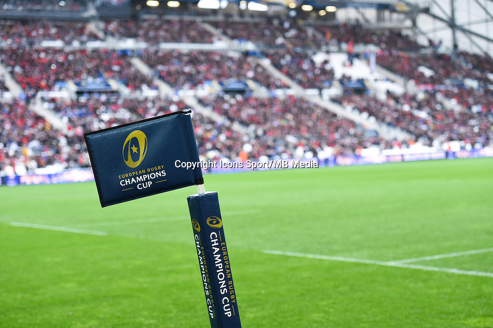 Illustration European Rugby Champions Cup  - 19.04.2015 - Toulon / Leinster - 1/2Finale European Champions Cup -Marseille<br /> Photo : Andre Delon / Icon Sport