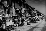 Heaviest Burden of Climate Change / Manila's Slum Dwellers
