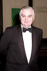 LORD LAMONT at a gala evening in London on 14th September 2000.OGX 39