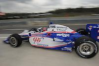 Helio Castroneves, Honda Grand Prix of Alabama, Barber Motorsports Park, Birmingham, AL USA 4/10/2011