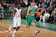 DESCRIZIONE : Treviso Eurolega 2006-07 Benetton Treviso Pau Orthez <br /> GIOCATORE : Rullo <br /> SQUADRA : Benetton Treviso <br /> EVENTO : Eurolega 2006-2007 <br /> GARA : Benetton Treviso Pau Orthez <br /> DATA : 24/01/2007 <br /> CATEGORIA : Palleggio <br /> SPORT : Pallacanestro <br /> AUTORE : Agenzia Ciamillo-Castoria/S.Silvestri <br /> Galleria : Eurolega 2006-2007 <br /> Fotonotizia : Treviso Eurolega 2006-2007 Benetton Treviso Pau Orthez <br /> Predefinita :