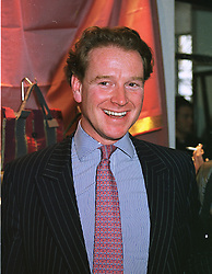 MR JAMES HEWITT a former close friend of the late Diana, Princess of Wales, at a party in London on 17th May 1999.MSC 32