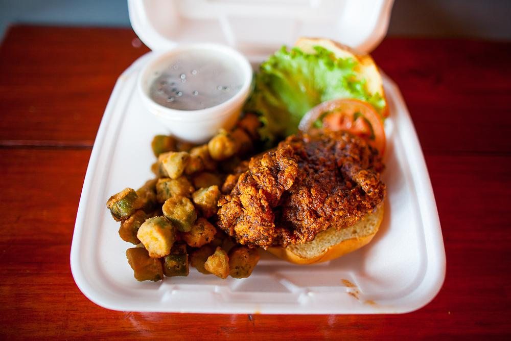 Hot Chicken Sandwich at Pepperfire Hot Chicken ($9.50) - OFF: Eclipse!