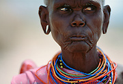 Wandering Eyes, woman, Mjemps Tribe