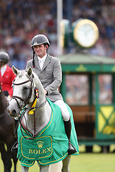 Weishaupt, Philipp (GER) LB Convall<br /> Aachen - CHIO 2016<br /> <br /> © Stefan Lafrentz