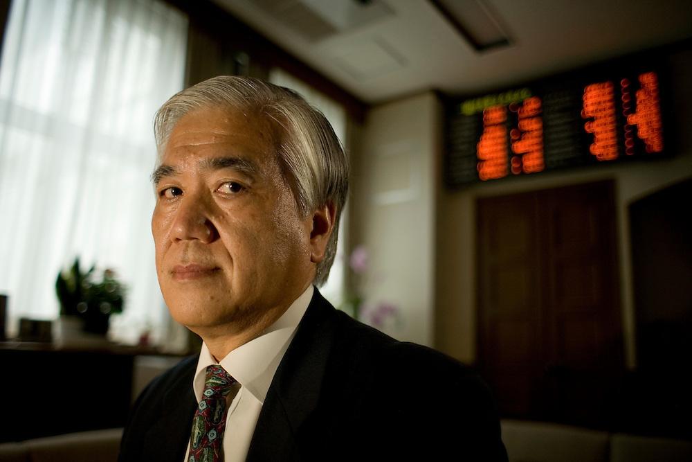 .Hiroshi Watanaba - Japan - Vice Minister of Finance for International Affairs
