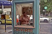 Keymaker, Rio, Brazil