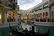 The Strip, Las Vegas, Nevada.The Venetian, The Strip, Las Vegas, Nevada.