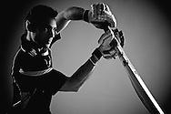 Surrey County Cricket Club's Mark Ramprakash. NO SALES