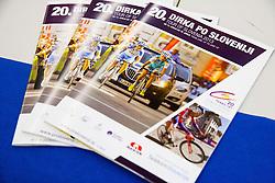 Press conference of 20th Tour de Slovenie 2013,  on June 11, 2013 in Citypark, Ljubljana, Slovenia. (Photo By Vid Ponikvar / Sportida)