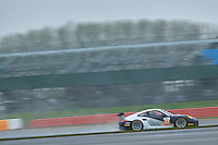 Mike Hedlund (USA) / Wolf Henzler (DUE) / Marco Seefried (DUE)  #77 Proton Competition, Porsche 911 RSR, Porsche 4.0 L Flat-6, European Le Mans Series, Round 1, at Silverstone, Towcester, Northamptonshire, United Kingdom. April 15 2016. World Copyright Peter Taylor/PSP.