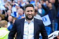 Bristol City head coach Lee Johnson - Mandatory by-line: Jason Brown/JMP - 29/04/2017 - FOOTBALL - Amex Stadium - Brighton, England - Brighton and Hove Albion v Bristol City - Sky Bet Championship