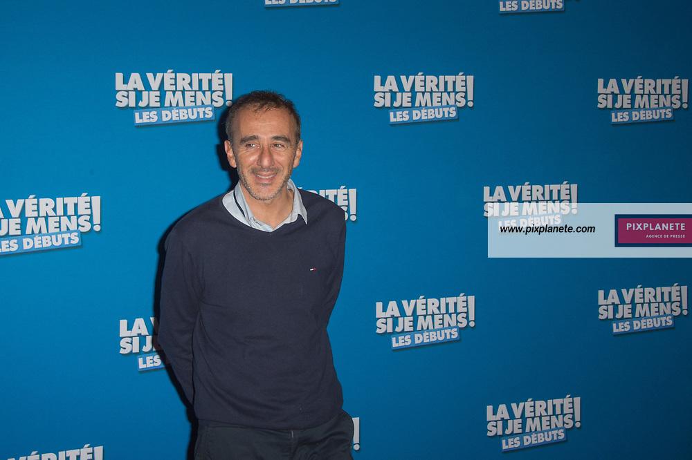 Elie Semoun Avant première du film La vérité si je mens les débuts Mardi 15 Octobre 2019 Le Grand Rex Paris