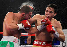 November 19, 2011: Julio Cesar Chavez Jr vs Peter Manfredo