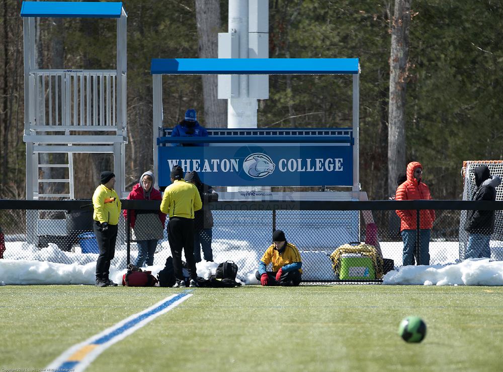 NEFC Spring Showcase & Tournament at Wheaton College Nordin Field.