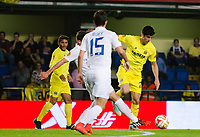 Gerard Moreno in action during the match of Uefa Europa League, 3 day. (Photo: Alter Photos / Bouza Press / Maria Jose Segovia)