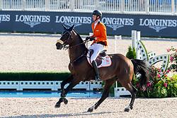 Schuttert Frank, NED, Chianti s Champion<br /> World Equestrian Games - Tryon 2018<br /> © Hippo Foto - Dirk Caremans<br /> 19/09/2018