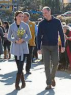 KATE Middleton & Prince William Visit Carcross, Yukon