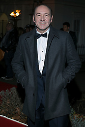 © licensed to London News Pictures. London, UK 06/12/2012. Kevin Spacey attending The Sun Military Awards at Imperial War Museum. Photo credit: Tolga Akmen/LNP