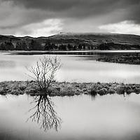 Loch Tulla, Highlands, Scotland, UK