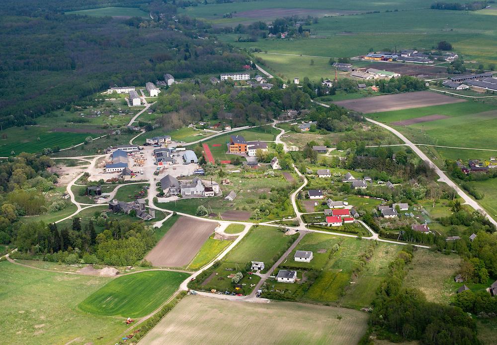 Sinalepa-Puiatu, Estonia