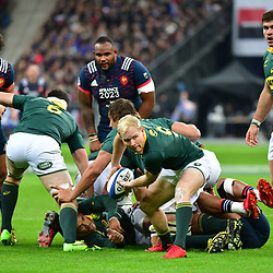 Ross Cronje of South Africa during the test match between France and South Africa at Stade de France on November 18, 2017 in Paris, France. (Photo by Dave Winter/Icon Sport)