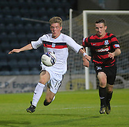 10-09-2013 Dundee v Ayr United - reserve league