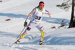 HUDAK Brittany, CAN, Long Distance Cross Country, 2015 IPC Nordic and Biathlon World Cup Finals, Surnadal, Norway