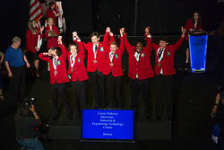 The 2017 SkillsUSA National Leadership and Skills Conference Competition Medalists were announced Friday, June 23, 2017 at Freedom Hall in Louisville. <br /> <br /> Career Pathways - Industrial and Engineering Technology<br /> <br /> 	Team AA (consisting of Shelbi Miller, nathan remencus, austin lacey)<br />   High School	 Greenville Senior High School<br />   Gold	 Greenville, OH<br /> Career Pathways - Industrial and Engineering Technology	Team IG (consisting of Blanca Zepeda, Ricardo Guzman, Jamie Grutzius)<br />   High School	 Palmdale High School<br />   Silver	 Palmdale, CA<br /> Career Pathways - Industrial and Engineering Technology	Team IA (consisting of Sam Wender, Adam Lawley, Patrick Wright)<br />   High School	 North Cobb High School<br />   Bronze	 Kennesaw, GA<br /> Career Pathways - Industrial and Engineering Technology	Team IB (consisting of Kaitlyn Tripp, Jilianne Leary, Ruben Gaytan-Ledezma)<br />   College	 Edgecombe Community College<br />   Gold	 Tarboro, NC<br /> Career Pathways - Industrial and Engineering Technology	Team IA (consisting of Duong Doan, Jessica Wendlandt, Kacey Lambert)<br />   College	 Pensacola State College<br />   Silver	 Pensacola, FL<br /> Career Pathways - Industrial and Engineering Technology	Team NA (consisting of Melvin Mitchell, Dusty Powell, Beck Maxwell)<br />   College	 Georgia Northwestern Tech College<br />   Bronze	 Rock Spring, GA