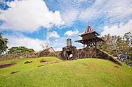 Fort Cépérou in Cayenne, French Guiana.