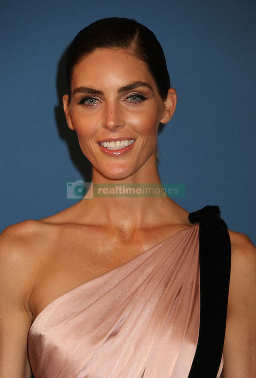June 5, 2017 - New York, New York, U.S. - Model HILARY RHODA attends the 2017 CFDA Fashion Awards held at Hammerstein Ballroom (Credit Image: © Nancy Kaszerman via ZUMA Wire)