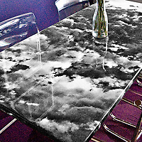 Home and office furnishings with custom Artwork applied.