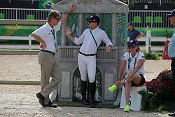 Ward, McLain (USA);<br /> Madden, Elizabeth (USA) <br /> Rio de Janeiro - Olympische Spiele 2016<br /> © www.sportfotos-lafrentz.de