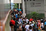 Barao de Cocais_MG, Brasil. ..Trem de passageiros da Estrada de Ferro Vitoria-Minas...The passenger train of the Railroad Vitoria-Minas...Foto: MARCUS DESIMONI / NITRO...Foto: MARCUS DESIMONI / AGENCIA NITRO