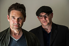 Dougray Scott Promotes The ReZort | Edinburgh | 18 June 2016