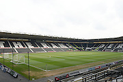 Derby's iPro stadium ahead of the Sky Bet Championship match between Derby County and Milton Keynes Dons at the iPro Stadium, Derby, England on 13 February 2016. Photo by Jon Hobley.